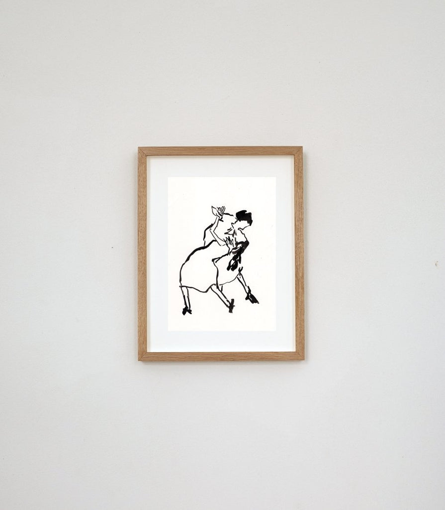 Untitled (Dancing Series No. 10) - Karma Kollective