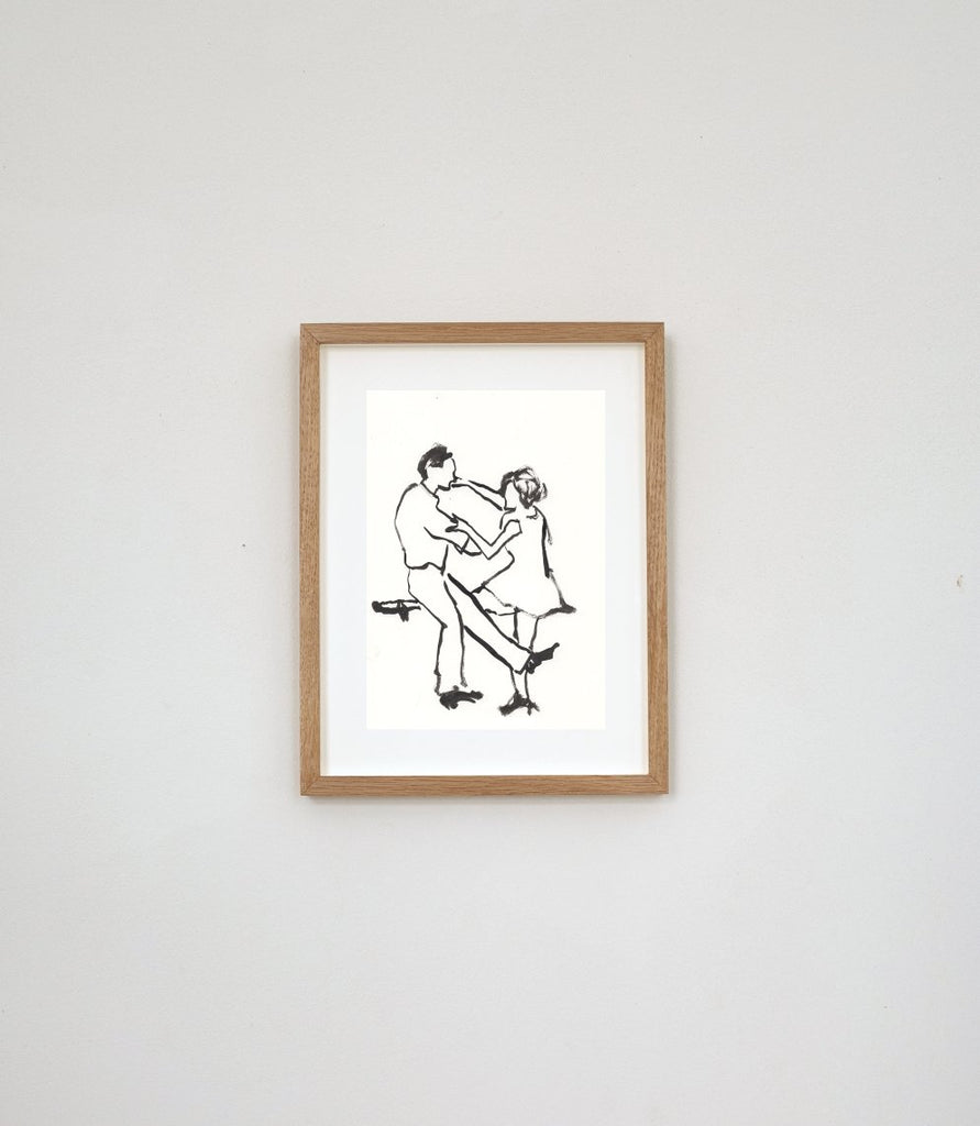Untitled (Dancing Series No. 8) - Karma Kollective