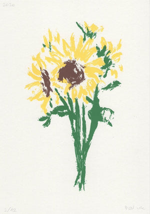 Sunflowers for Culture of Solidarity - Karma Kollective