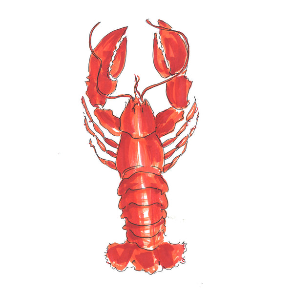 Digital Download - Lobster