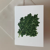 Set of 5 Greens Greeting Cards