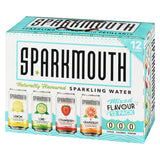 Sparkmouth Mixed Flavour Sparkling Water