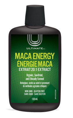 Ultimate Maca Energy™ 20:1 Liquid Extract