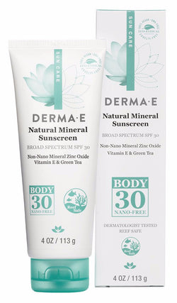 Mineral Body Sunscreen SPF 30