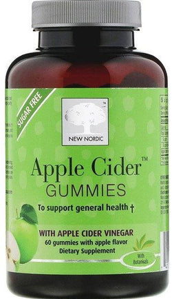 NEW NORDIC APPLE CIDER VINEGAR GUMMIES