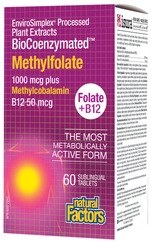 Methylfolate BioCoenzymated™ (L-5-MTHF)