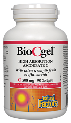 BioCgel™ Vitamin C - 90 Softgels