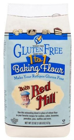Gluten Free 1-to-1 Baking Flour (2 sizes)