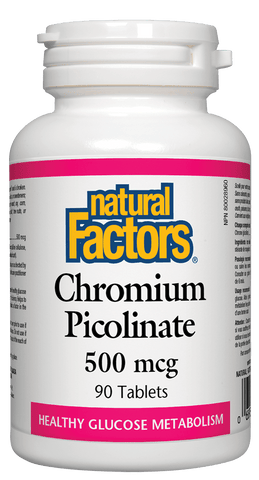 Chromium Picolinate 500mg