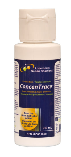 Anderson's ConcenTrace® Trace Minerals (3 sizes)