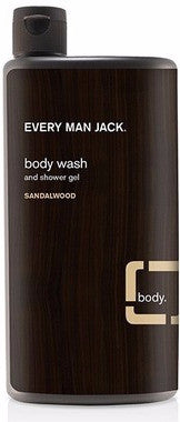 Men's Body Wash - Sandalwood