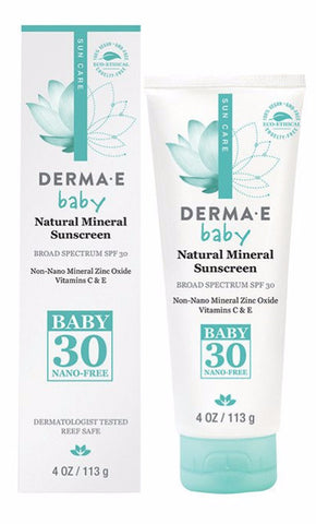 Mineral Baby Sunscreen SPF 30
