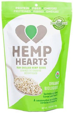 Hemp Hearts Certified Organic