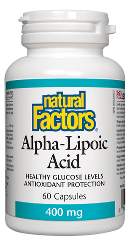 Alpha-Lipoic Acid 400mg