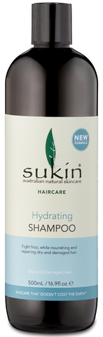 Sukin Hydrating Hair Shampoo