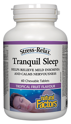 Tranquil Sleep Chewable Tablets