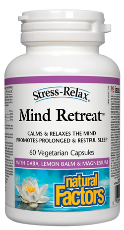Mind Retreat - Calms & Relaxes