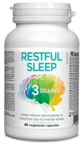 3 Brains Restful Sleep
