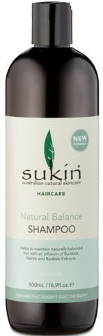 Sukin Natural Balance Hair Shampoo