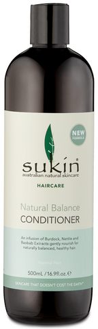 Sukin Natural Balance Hair Conditioner