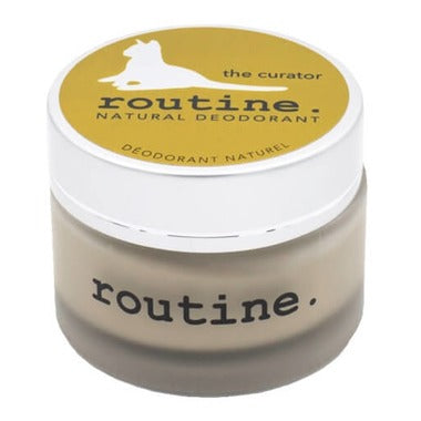 Routine Cream Deodorant The Curator (Baking Soda Free) 58g