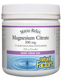 Magnesium Citrate 300mg Powder