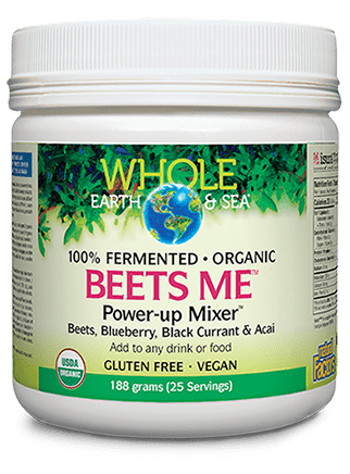 Beets Me - Fermented, Organic Power-Up Mixer