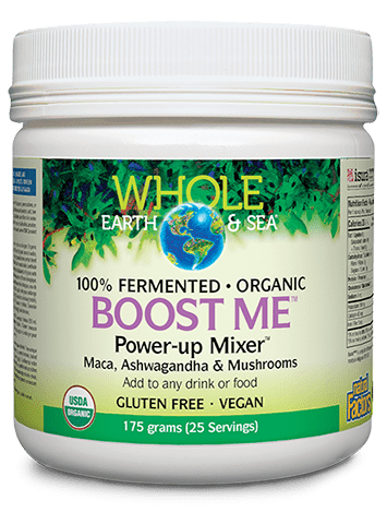Boost Me - Fermented, Organic Power-Up Mixer