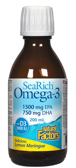 SeaRich Omega-3 - Extra Strength
