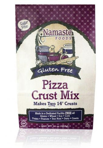 Pizza Crust Mix - Namaste (GF)