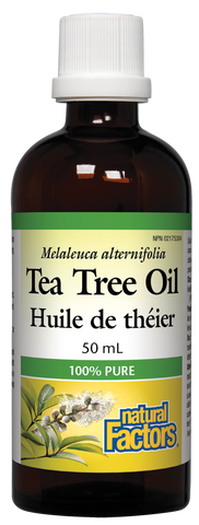 Tea Tree Oil - 2 sizes