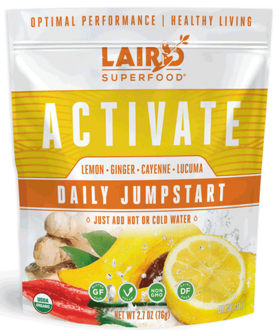 Laird Superfood ACTIVATE Daily Jumpstart