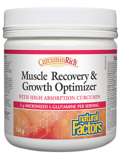 Curcumin Rich™ Muscle Recovery & Growth Optimizer