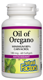 Oil of Oregano Softgels - 2 Sizes Available
