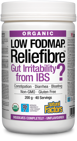 Organic Reliefibre™ Unflavoured