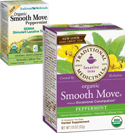 Smooth Move® Peppermint Organic Herbal Tea