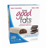 Love Good Fats Keto Bar - Cookies and Cream