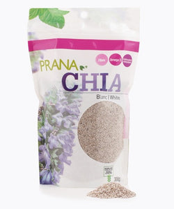 Chia Seeds - White Organic