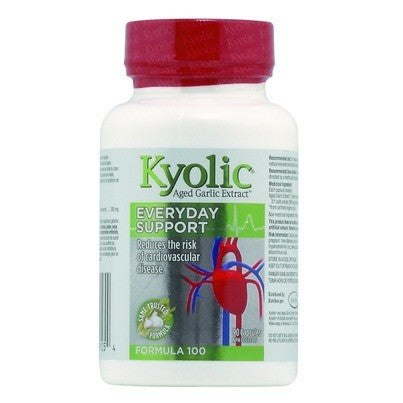 Kyolic Garlic 101: Everyday Support