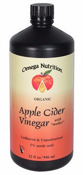 Omega Nutrition Apple Cider Vinegar
