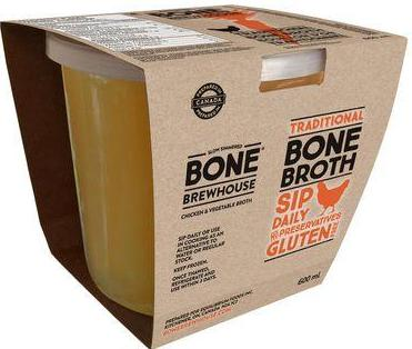 Bone Broth - Traditional Chicken