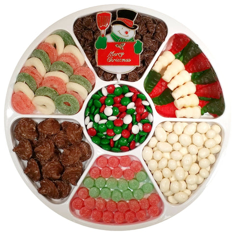 "Gift Tray - Candy & Chocolate 12"" - #60009"