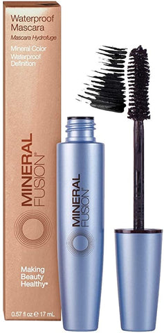 Mineral Fusion Mascara Waterproof Raven Black
