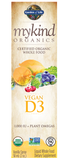 mykind Organics D-3 Spray (Vegan)