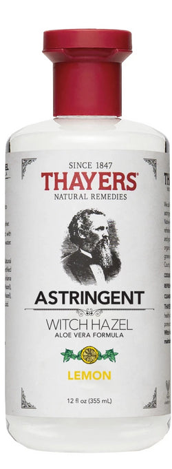 Thayer's Witch Hazel - Astringent Lemon
