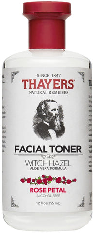 Thayer's Witch Hazel - Alcohol Free Rose Petal