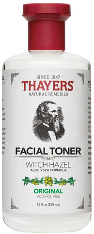 Thayer's Witch Hazel - Alcohol Free Original