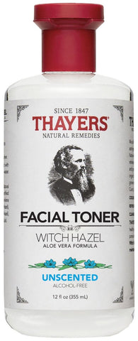 Thayer's Witch Hazel - Alcohol Free Unscented