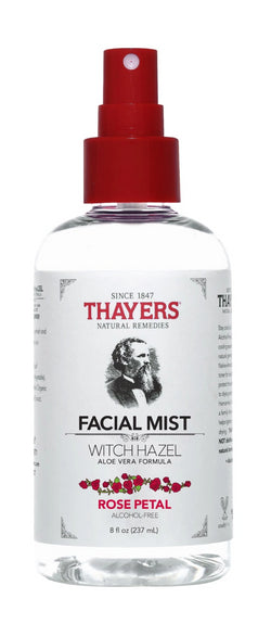 Thayer's Witch Hazel - Rose Petal Facial Mist