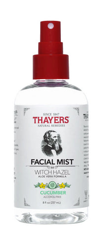 Thayer's Witch Hazel - Cucumber Facial Mist - SPECIAL ORDER ITEM